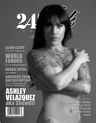 New Issue FREE!!! Out Now!!! | 247 Ink Magazine
